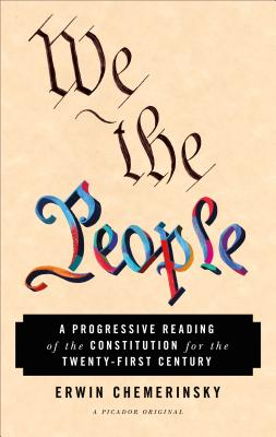 Image for We the People: A Progressive Reading of the Constitution for the Twenty-First Century