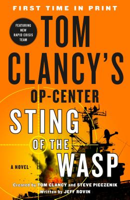 Image for Tom Clancy's Op-Center: Sting of the Wasp