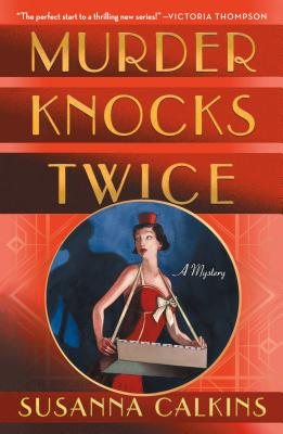 Image for Murder Knocks Twice: A Mystery (The Speakeasy Murders (1))
