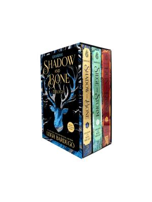 "Image for ""The Shadow and Bone Trilogy Boxed Set: Shadow and Bone, Siege and Storm, Ruin and Rising"""