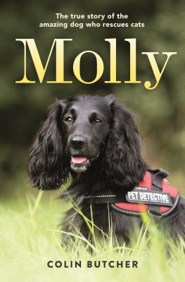 Image for Molly: The True Story of the Amazing Dog Who Rescues Cats