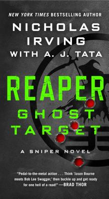 Image for Reaper: Ghost Target: A Sniper Novel (The Reaper Series)