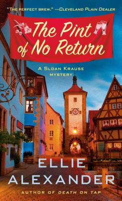 Image for The Pint of No Return: A Mystery (A Sloan Krause Mystery)