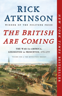 Image for BRITISH ARE COMING: THE WAR FOR AMERICA, LEXINGTON TO PRINCETON, 1775-1777