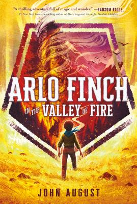 Image for ARLO FINCH IN THE VALLEY OF FIRE