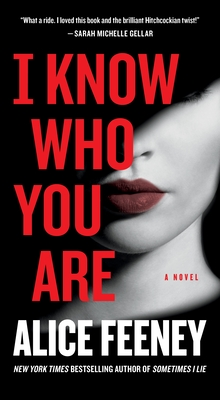 Image for I KNOW WHO YOU ARE: A NOVEL