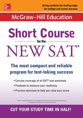 Image for McGraw-Hill Education: Short Course for the SAT