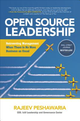 Image for Open Source Leadership: Reinventing Management When There's No More Business as Usual