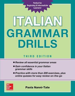 Image for Italian Grammar Drills, Third Edition