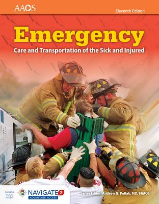 Image for Emergency Care and Transportation of the Sick and Injured (Orange Book)
