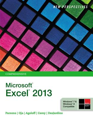 Image for New Perspectives On Microsoft Excel 2013, Comprehe