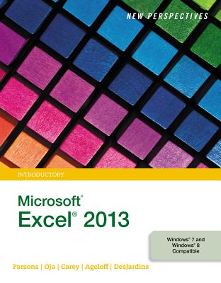 Image for New Perspectives on Microsoft Excel 2013, Introductory