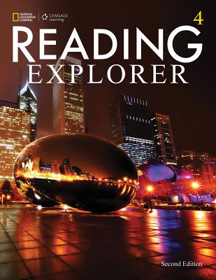Image for Reading Explorer 4 Sb - Standalone book