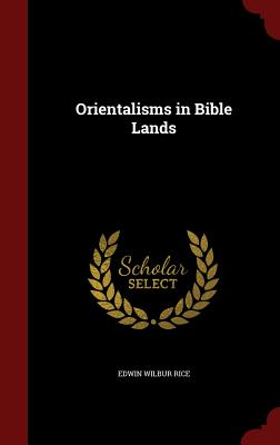 Image for Orientalisms in Bible Lands