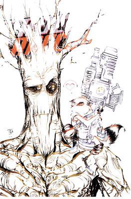 Rocket Raccoon & Groot Vol. 0: Bite and Bark (Rocket Raccoon and Groot), Young, Skottie; Loveness, Jeff; Bendis, Brian Michael