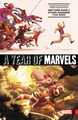 Image for A Year of Marvels