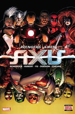 Image for Avengers & X-Men: Axis