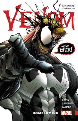 Image for Venom Vol. 1: Homecoming (Venom (2017))
