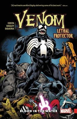 Image for Venom Vol. 3: Lethal Protector - Blood in the Water
