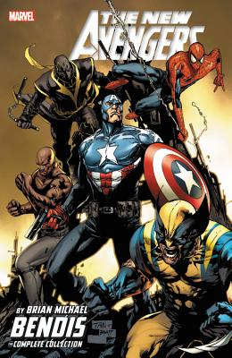 Image for New Avengers by Brian Michael Bendis: The Complete Collection Vol. 4 (The New Avengers: The Complete Collection)