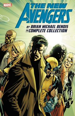 Image for New Avengers by Brian Michael Bendis: The Complete Collection Vol. 6