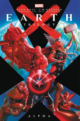 Image for Earth X Trilogy Omnibus: Alpha
