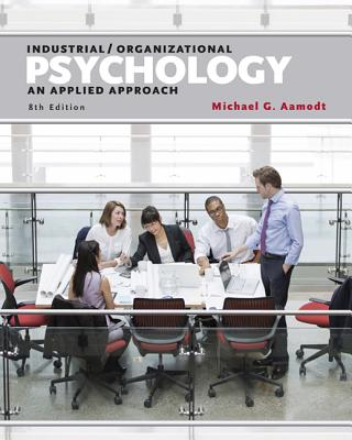 Image for Industrial/Organizational Psychology