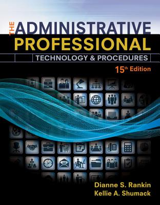 Image for The Administrative Professional: Technology & Procedures