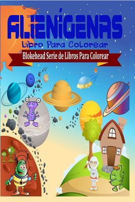 Image for Alienígenas Libro Para Colorear (Spanish Edition)
