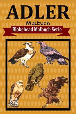 Image for Adler Malbuch (German Edition)