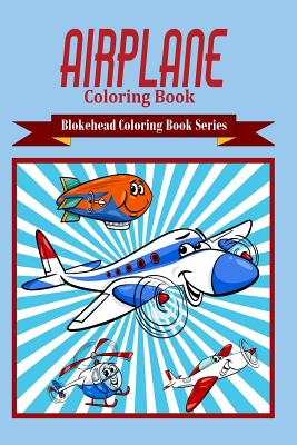 Image for Airplane Coloring Book