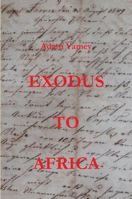 Image for Exodus To Africa