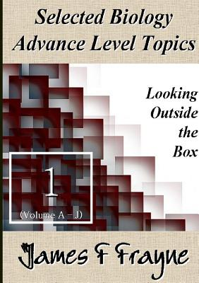 Image for Selected Biology Advance Level Topics (Volume 1)