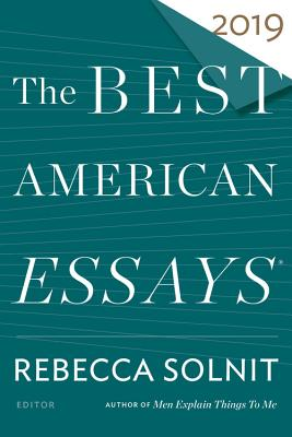 Image for The Best American Essays 2019 (The Best American Series ®)