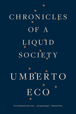 Image for Chronicles of a Liquid Society