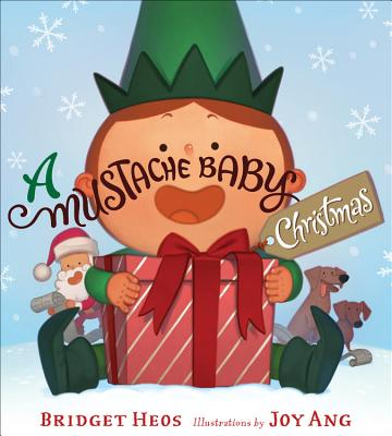 Image for A Mustache Baby Christmas