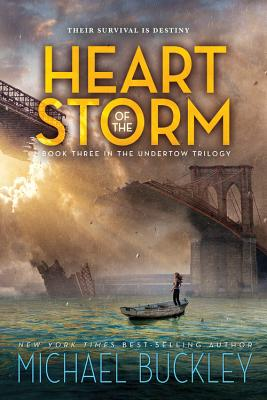 Image for Heart of the Storm (The Undertow Trilogy)