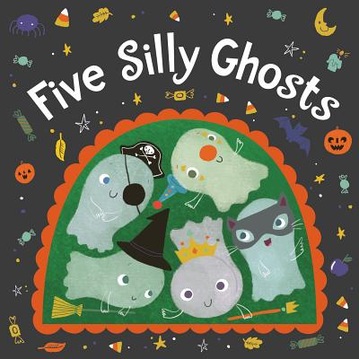 Image for Five Silly Ghosts (board book)
