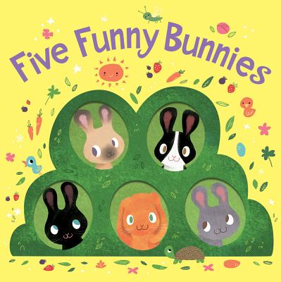 Image for Five Funny Bunnies (board book)