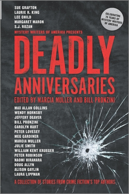 Image for Deadly Anniversaries: A Collection of Stories from Crime Fiction's Top Authors