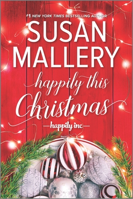 Image for HAPPILY THIS CHRISTMAS: A NOVEL
