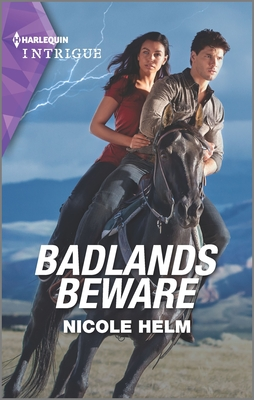Image for Badlands Beware (A Badlands Cops Novel)