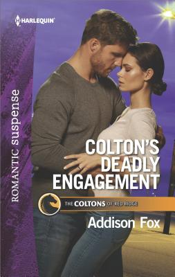 Image for Colton's Deadly Engagement (The Coltons of Red Ridge)