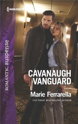 Image for Cavanaugh Vanguard (Cavanaugh Justice)