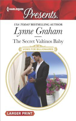 Image for The Secret Valtinos Baby (Vows for Billionaires)