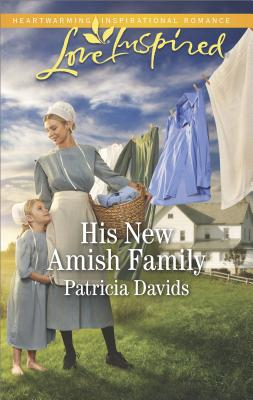 Image for His New Amish Family (The Amish Bachelors)