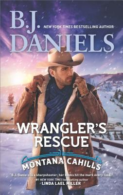 Image for Wrangler's Rescue (The Montana Cahills)