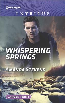 Image for Whispering Springs (Harlequin Intrigue (Larger Print))