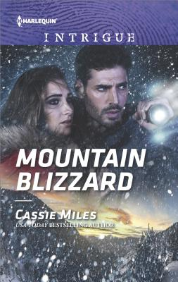 Image for Mountain Blizzard (Harlequin Intrigue Series)