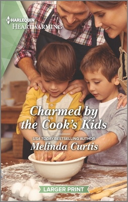 Image for Charmed by the Cook's Kids: A Clean Romance (The Mountain Monroes)
